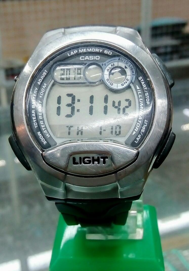 963bda4a7 reloj casio w752 crono alarma cuenta regresiva doble hora. Cargando zoom.