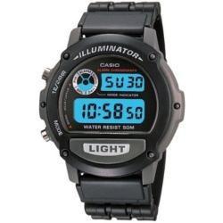 reloj casio w87h men original en caja