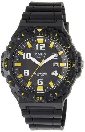 reloj casio wca440 negro masculino