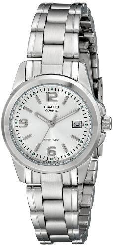 reloj casio wca476 plateado
