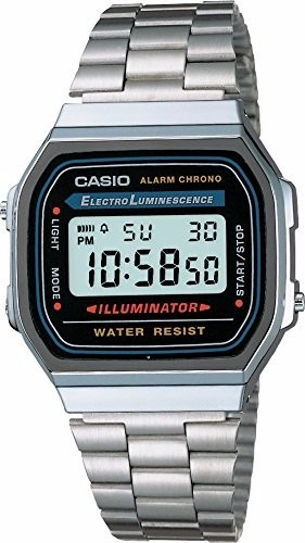 Retro Digital Casio Reloj 5aef B640wc Watch Women's JTKl3F1c
