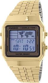 e63157db1a1e Reloj Casio Dorado Original en Mercado Libre República Dominicana
