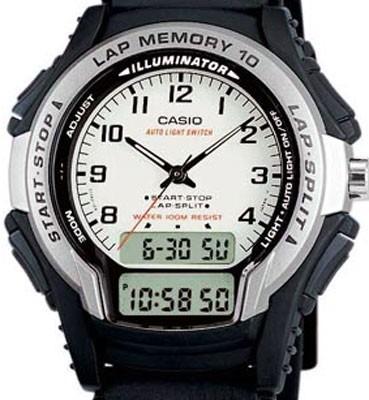 382323aa9203 reloj casio ws 300 original cronografo resistente al agua D NQ NP 106001  MEC20255452704 032015 F