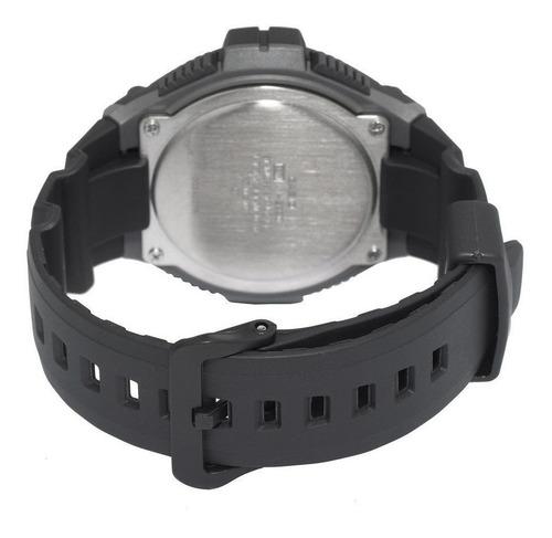 reloj casio ws220-1av men's resin band tough solar 120 lap m