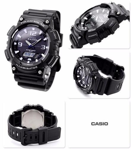 reloj casio youth combination aq-s810w-1a2vcf