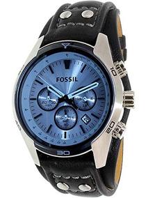 515192d3f9ed Reloj Casual De Cuero Y Cuarzo Para Hombre