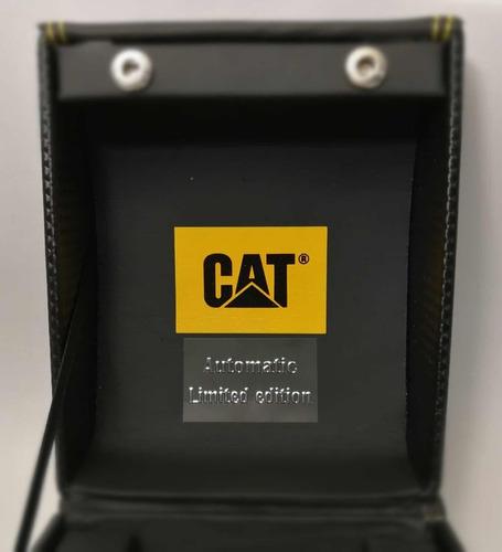 reloj cat 1904 automático edición limitada ea.148.34.131