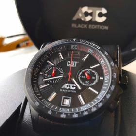 Reloj Cat Actc - Edición Especial Black Edition - Tienda Of