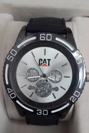 8d3e748ed084 Reloj Cat Caballero Correa De Goma Deportivos - Bs. 17.103