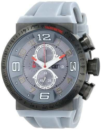 reloj cat gris
