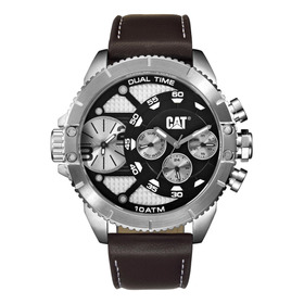 Reloj Cat Hombre Dv-149-35-132 Dual Timer