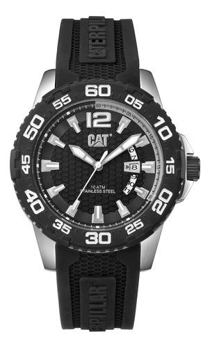 reloj cat hombre pw-141-21-121 pw drive