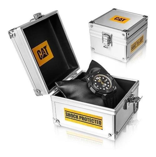 reloj cat hombre sf-161-27-117 shock master