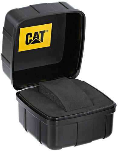 reloj cat navigo carbon date a5.141.21.111 hombre | original