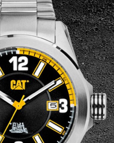 reloj caterpillar hombre sumergible serie big twist