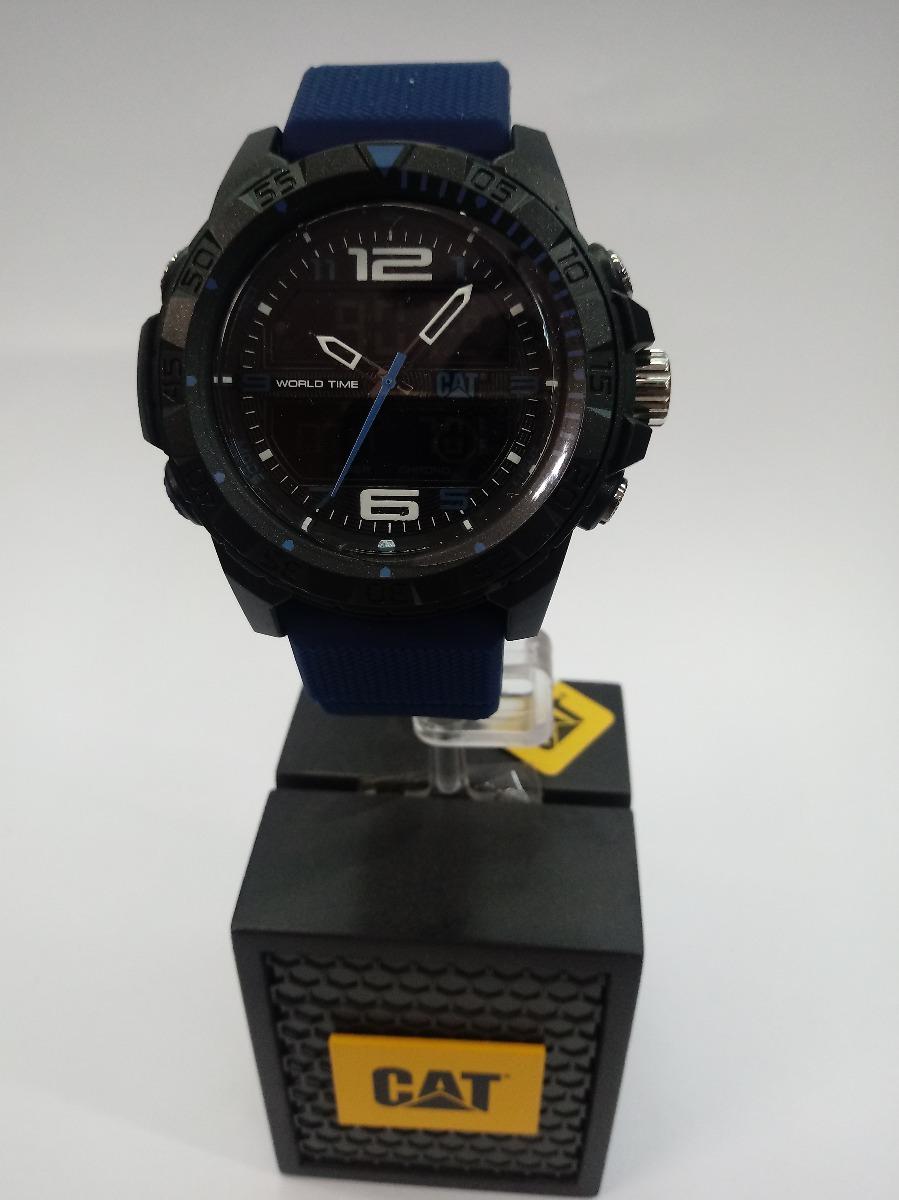talla 40 3b21e ba0e8 Reloj Caterpillar Mc.155.26.136. Analógico-digital. Nuevo