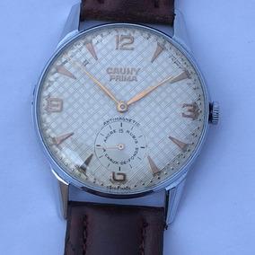 d465e2f0e4e7 Reloj Cauny De Vestir Cuerda Manual 38mm