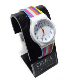 50b93d5cc30b Reloj Celica - Relojes Pulsera en Mercado Libre Argentina