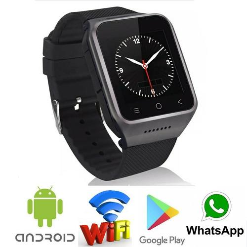 reloj celular android 5.1 whatsapp wi-fi 3g play store