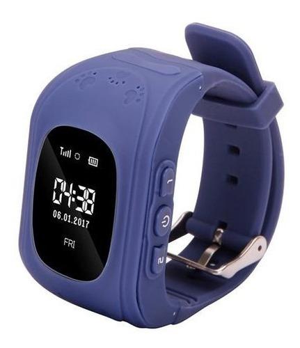reloj celular gps localizador rastreador niños wonlex q50