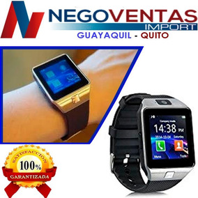 fc936932c0e3 Reloj Celular Tactil Koreano Nuevos Garan Camara Smartwatch - Celulares y  Telefonía - Mercado Libre Ecuador