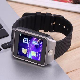 fb78ab2de1a Reloj Celular Smartwatch Dz09 -c/camara-chip-micro Sd C/caja - S/ 95 ...
