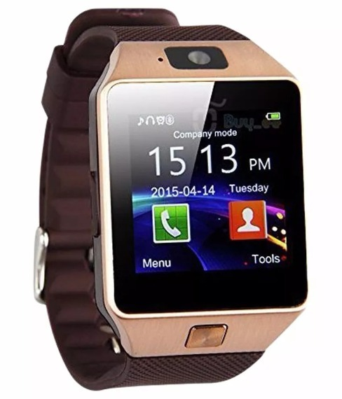 848b145250f Reloj Celular Smartwatch Dz09 -c/camara-chip-micro Sd C/caja - S/ 50 ...