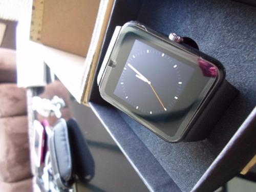 reloj celular smartwatch gt08 cámara