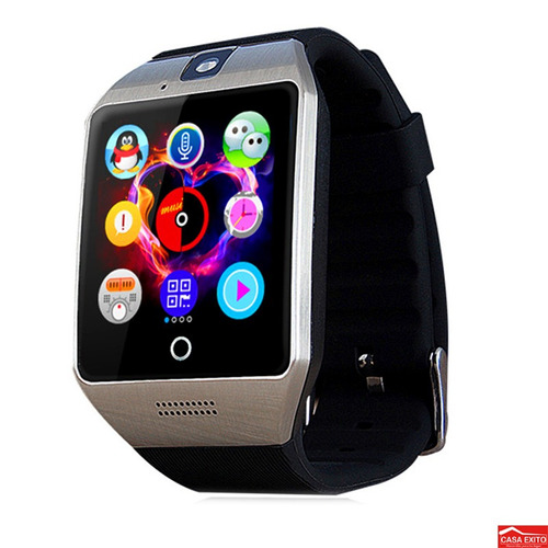 reloj celular smartwatch one q18s, cámara. (solo bluetooth)