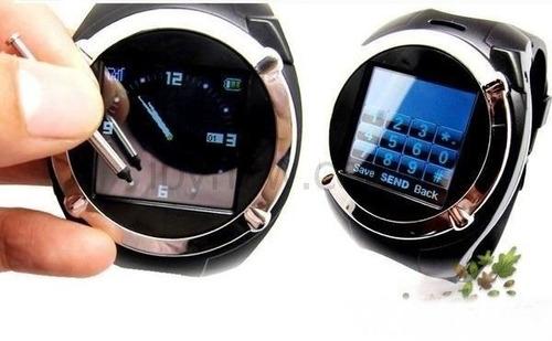 reloj celular touch camara mp3 mp4 fm  bluetooth  video