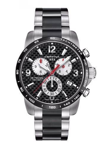 676166612bf5 Reloj Certina Ds Podium Big Chrono C0016172220700 Hombre -   47.080 ...