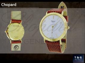 99abd182f375 Reloj Chopard De Oro Amarillo Macizo De 18k. 32mm (inv 1903)