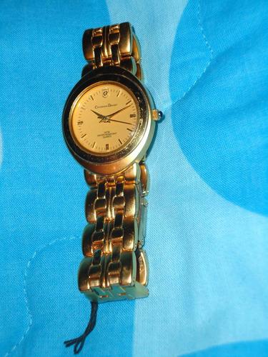 reloj christian daniel, original vendo o cambio