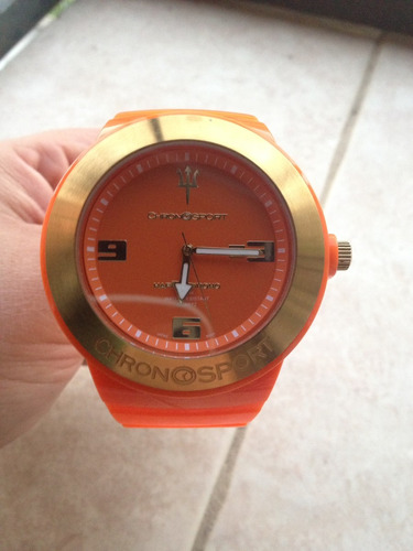 reloj chronosport unisex
