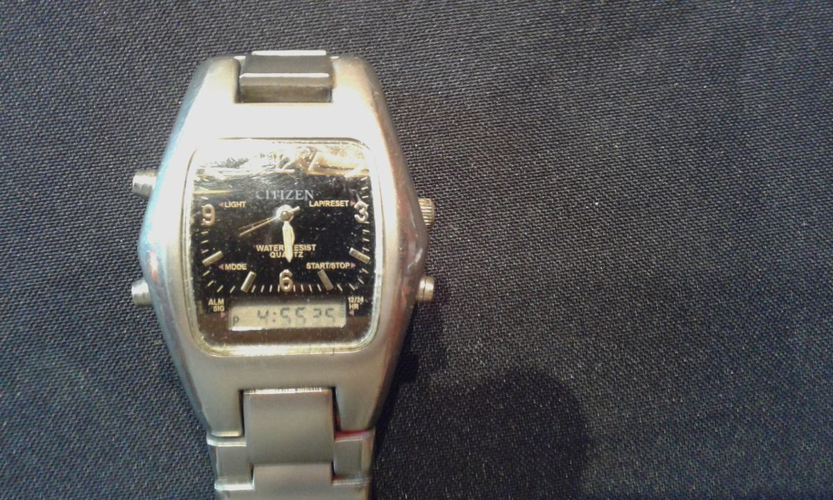 Boutique en ligne 941aa 91961 Reloj Citizen Acero Analogo Digital Hombre $ 15.000 - $ 15.000