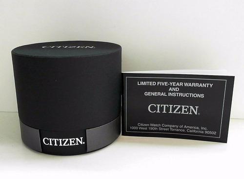 reloj citizen acero bi1050-56a ---watchsalas