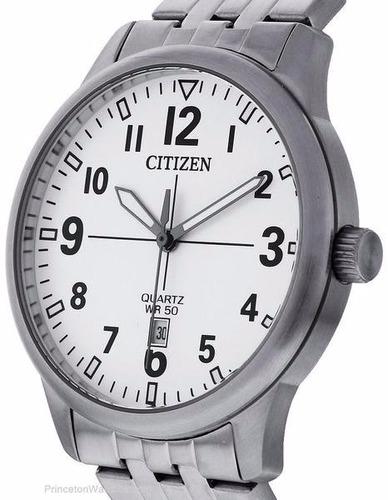 reloj citizen acero bi1050-81b