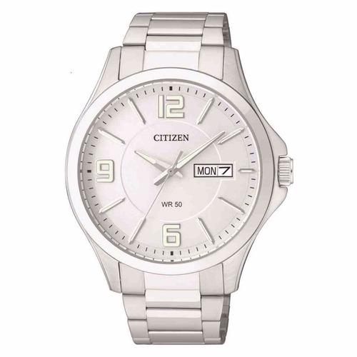 reloj citizen acero hombre bf2001-55a