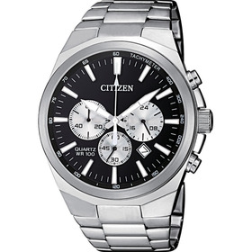 Reloj Citizen An8170-59e Hombre Acero Inoxidable Cronógrafo
