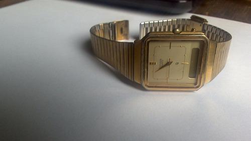 reloj citizen analogo digital para hombre  posible  cambio