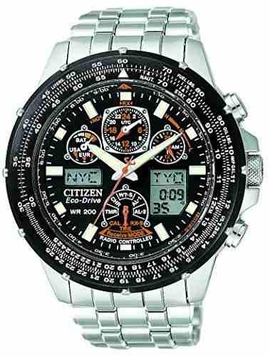 reloj citizen ao9020 84e plateado 23 770 00 en mercado libre