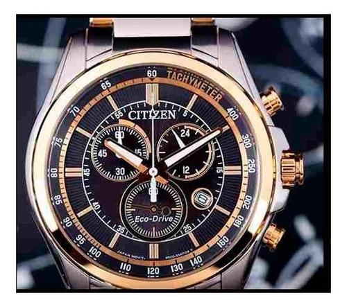 reloj citizen at213482e ecodrive cronografo 100% acero inoxidable watch fan locales en palermo y saavedra