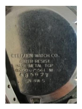 reloj citizen automatic 21 jewels vintage 1982 excelente