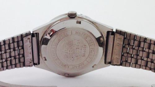 reloj citizen automático para caballero (inv 1575)