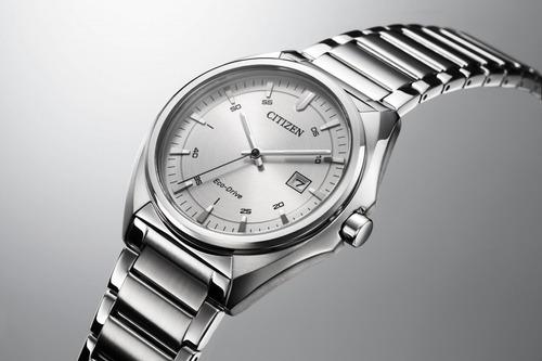 reloj citizen aw1570-87a hombre eco-drive acero inoxidable