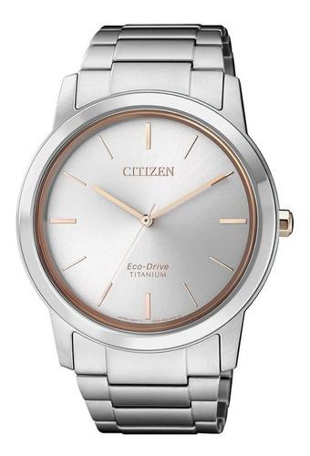 reloj citizen aw2024-81e titanium ecodrive agente oficial