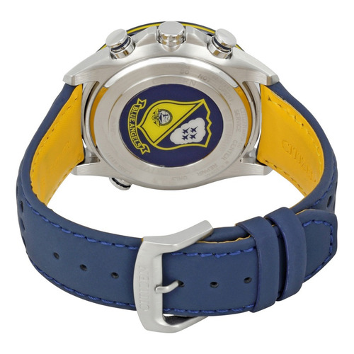 reloj citizen blue angels eco drive at8020-03l 60668