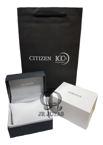 reloj citizen bm8530 acero ecodrive sumergible wr100