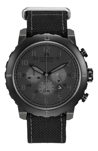 reloj citizen ca4098-06e eco drive urban wr100 promo