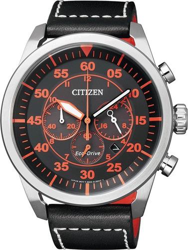 reloj citizen ca421008e  wr 100m eco-drive, envió gratis